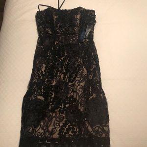 806b95e6ef Sue Wong Nocturne Cocktail Dress